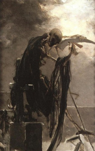 Maximilian Pirner. Allegory of Death, 1895.0.jpg