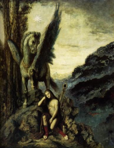 Gustave Moreau Le poete voyageur.jpg