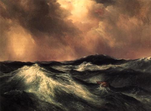 Thomas Moran, The Angry Sea, 1911.jpg