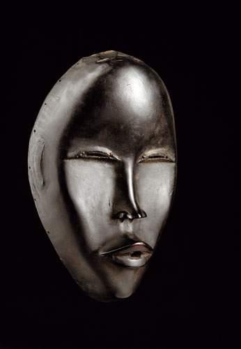 Masque Dan - Côte d'Ivoire -.jpeg