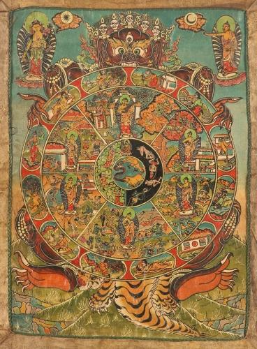 bhavachakra Roue de la Vie Tibet.jpg