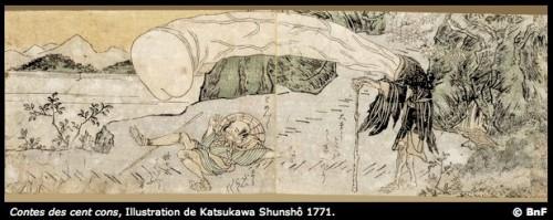 Contes des cent cons, illustration Katsukawa Shunshô 1771n.jpg