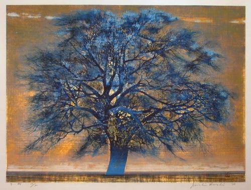 Joichi Hoshi, Blue Tree, 1972_n.jpg