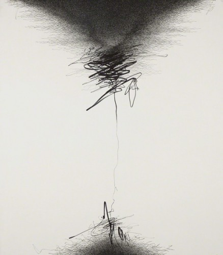 Golnaz Fathi Untitled. 2013. Pen on canvas00.jpg