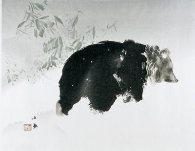 Takeuchi seiho bear.jpg