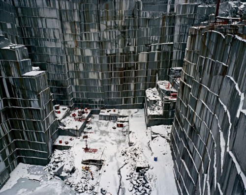 edward-burtynsky-Rock of Ages # 15, Active Section, E.L. Smith Quarry, Barre, Vermont.jpg