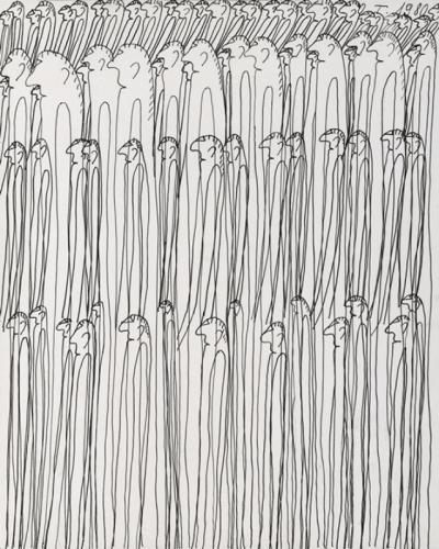 Oswald Tschirtner, sans titre, 1980.png