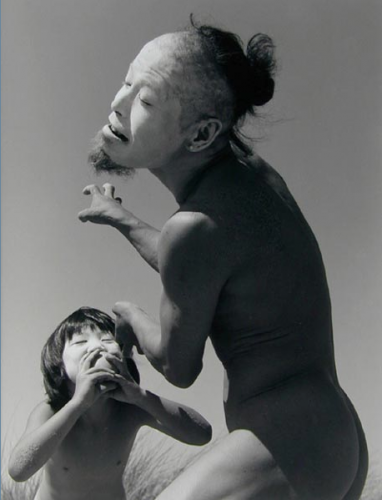 Jack Welpott     Butoh at the Beach     Undated.png