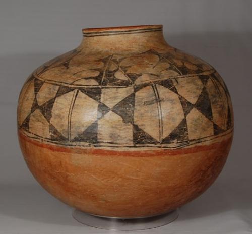 Cochiti Pueblo Historic Water Jar Southwest Indian Pottery.jpg