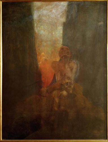 Alfons Maria Mucha the abyss.jpg