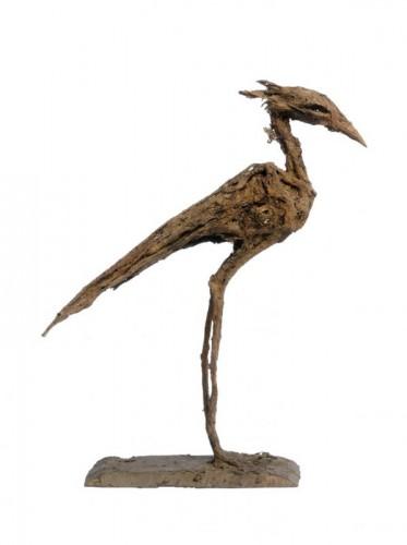 Jeanne Bouchart - Oiseau - Bronze - pièce unique - 2012.jpg