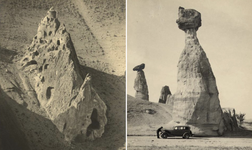 John Whiting and Eric Matson cappadoce 1935.png