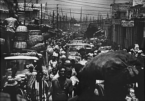 Jürgen Heinemann Hafenstraße in Port au Prince Haiti, 1971, .jpg