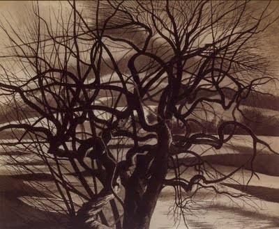 Léon Spilliaert_Arbres, blanc et noir (1941).jpg