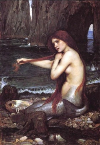 John William Waterhouse Mermaid 1905.jpg