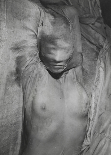 Erwin Blumenfeld- Nude Under Wet Silk, Paris, circa 1937 0.jpg