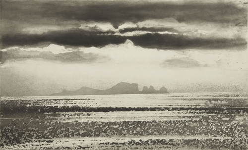 Norman Ackroyd From-Malin-Head-Tory-Island Irlande 2009.jpg
