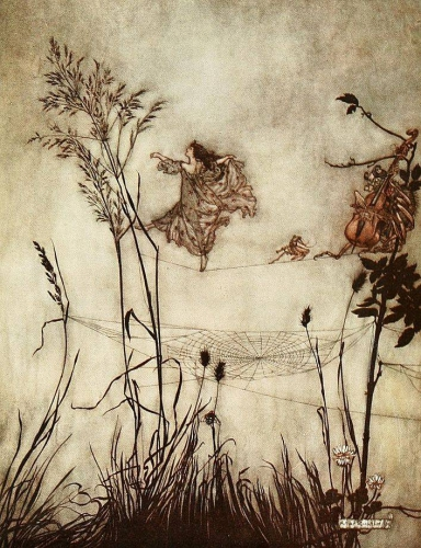 Arthur Rackham for 'Peter Pan in Kensington Gardens'_n.jpg