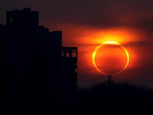 éclipse solaire,, Chine 2010.jpg
