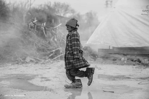 Amer Almohibany. enfant syrien réfugié 2017-2018.jpg
