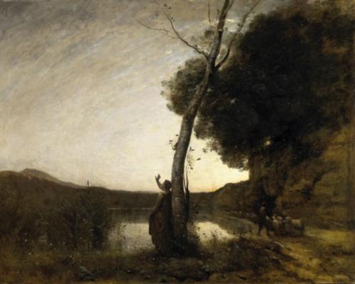 Camille Corot l'étoile du Berger 1864.jpg