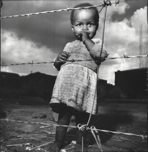 Margaret Bourke-White Maroka Afrique du Sud 1950.jpg
