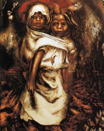 David Alfaro Siqueiros. the-child-mother-1936.jpg