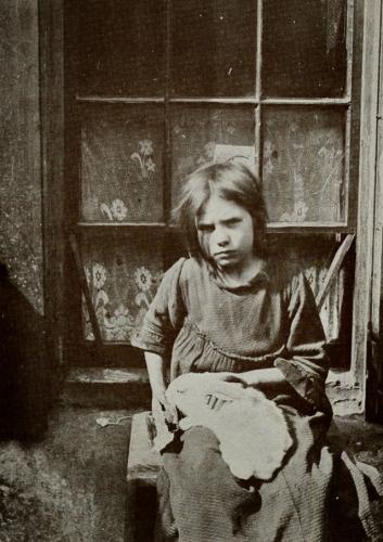 Horace Warner London Street Children, 1900s (29).jpg