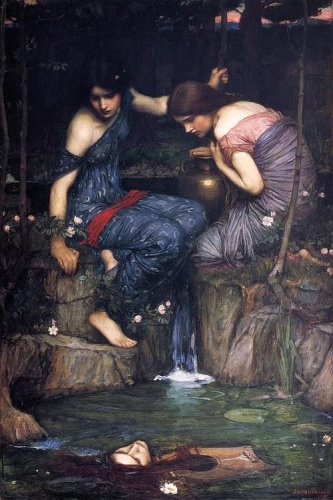 John William Waterhouse Nymphs Finding the Head of Orpheus.jpg