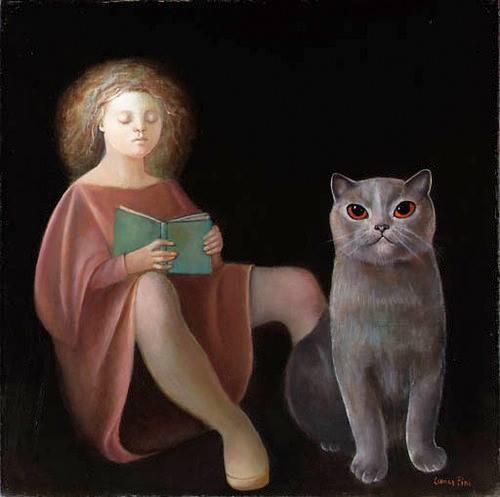 Leonor Fini (1908-1996) L'eleven.jpg