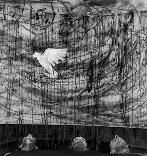 Roger Ballen, Untitled, 2010, from the serie assylum.jpg