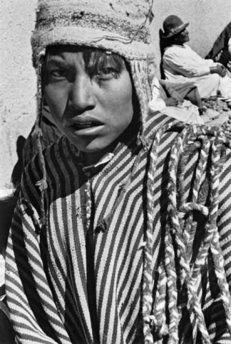 sergio larrain BOLIVIA. Oruro. 1958. .jpg