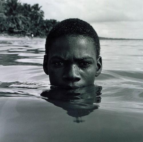 Tony Gleaton  Un Hiijo de Yemaya, Hopkins Belize, 1992.jpg