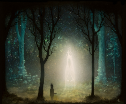 Andy Kehoe Roamer of the Subterranean Forest-2013.jpg