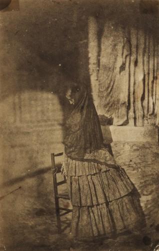 Émile Pécarrère (1816-1904) femme en prière 1850's0.jpg