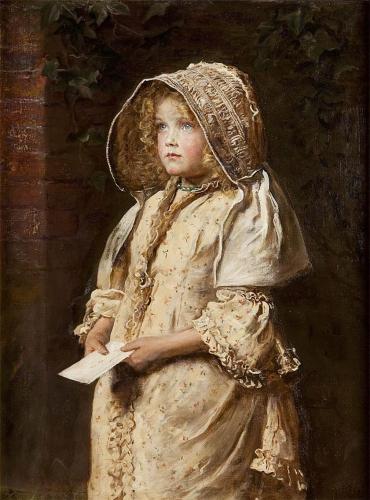 John Everett Millais For the Squire (1882). .jpg