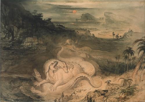 John_Martin_-_The_country_of_the_Iguanodon 1837_.jpg