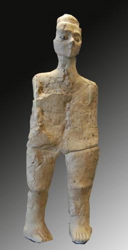 Aïn Ghazal  Jordanie  VIIe millénaire av. JC,-.jpg