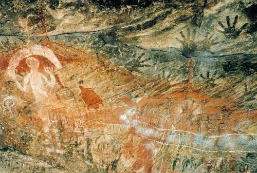 Aboriginal rock art on Uluru, rock-art.jpg