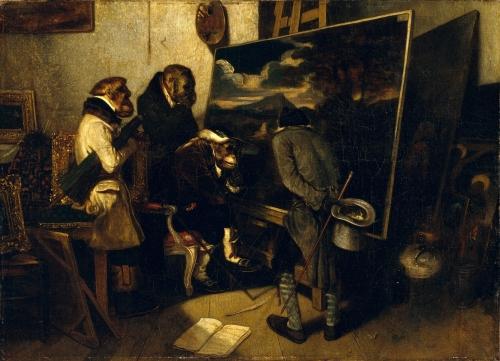 Alexandre-Gabriel Decamps Les_experts_1837.JPG