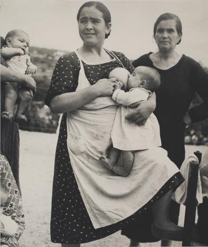 Kati Horna Vélez Rubio, province d'Almeria, Andalousie, guerre civile espagnole, 1937.png