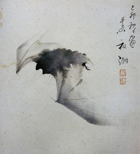 Yashô (1782-1825) bat in Flight.jpg