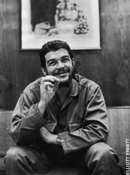 elliott erwitt che guevara  Cuba 1964.jpg