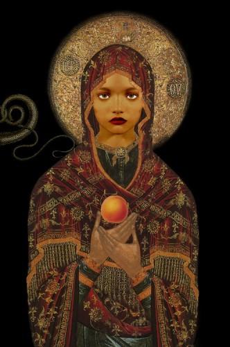 Ulla Karttunen The Black Madonna.jpg