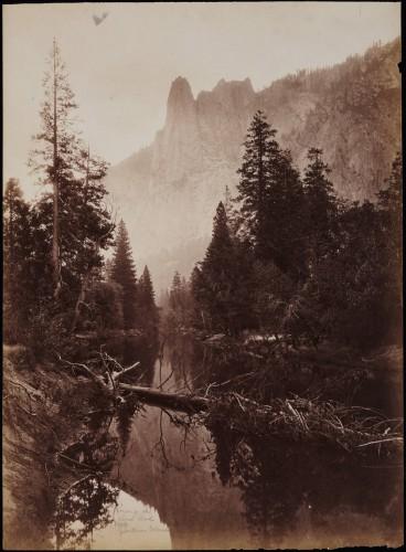 Carleton E Watkins Sentinel Rock Yosemite California .jpg