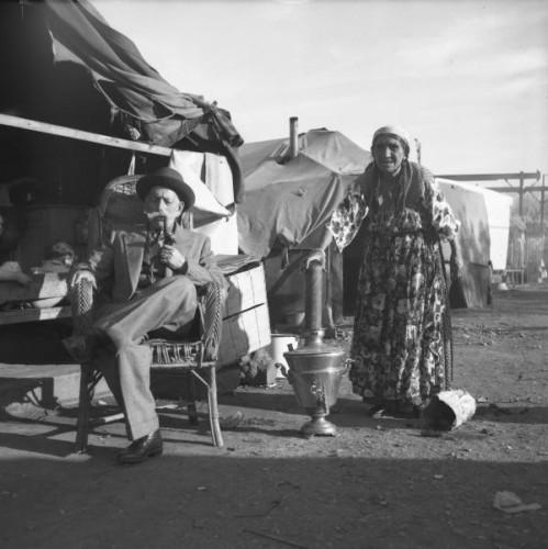Marcelle Vallet 1949 [Alexander Zanko et sa femme. jpg.jpg