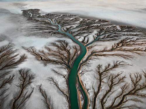 Edward Burtynsky Colorado River Delta #2, Near San Felipe, Baja, Mexico 2011.jpg