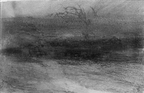 Victor Hugo, Le Soir, v.1847-1855.png