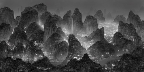 Yang Yongliang Sleepless_Wonderland, Lightbox 2012.jpg