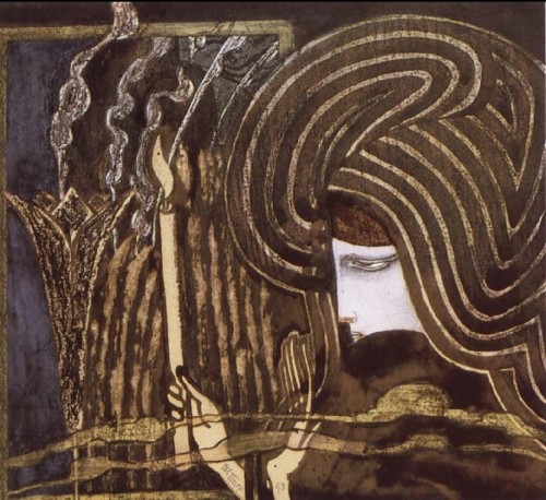 Jan Toorop- soul searching.jpg
